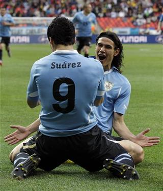 Uruguay Soccer Olympics