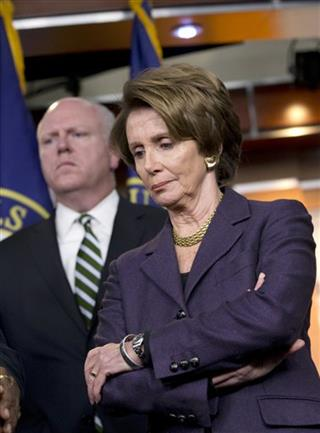 Nancy Pelosi, Joe Crowley