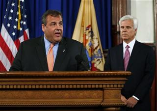Chris Christie, George Norcross III
