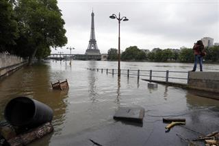 Europe Flooding Climate