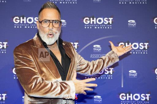 """Premiere of """"Ghost - the Musical"""""""