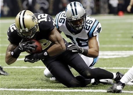 Marques Colston, D.J. Campbell