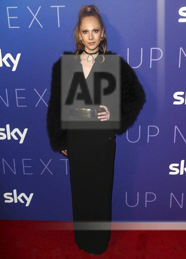 Sky Up Next 2020 in London, England, UK - 2/12/20