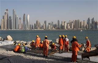 Mideast Emirates Labor Law