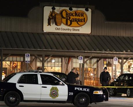 Restaurant Shooting