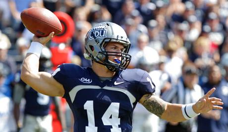 New Hampshire Old Dominion Football