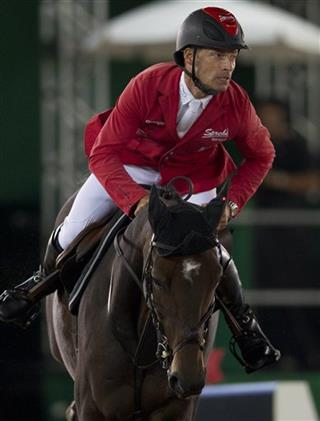 Brazil Athina Onassis Horse Show