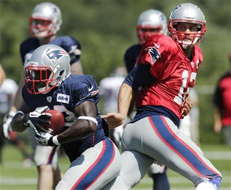 Tom Brady, Leon Washington