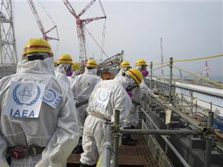 Japan Nuclear IAEA