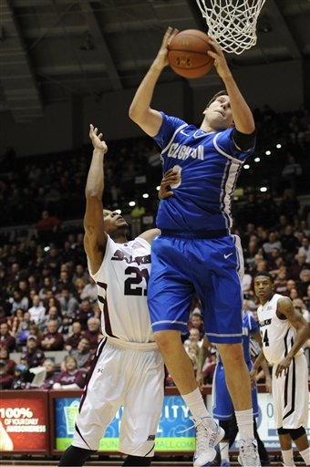Creighton Southern Illinois Basketball