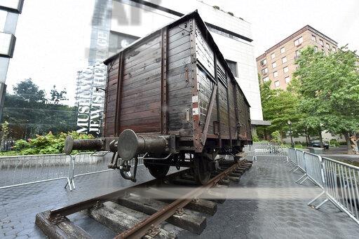 NY: Auschwitz Exhibition At Museum Of Jewish Heritage in NYC
