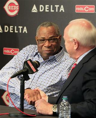 Dusty Baker, Walt Jocketty