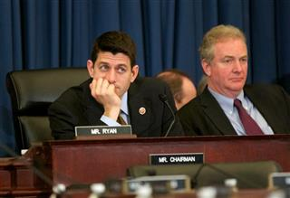 Chris Van Hollen, Paul Ryan
