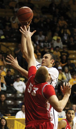 Wyoming New Mexico Basketball