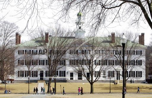 Dartmouth Professors Misconduct Allegations