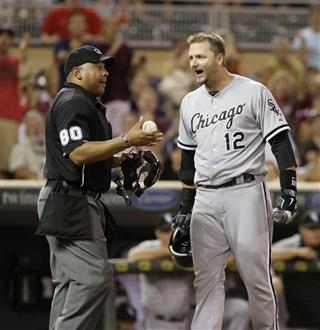 A.J. Pierzynski, Adrian Johnson