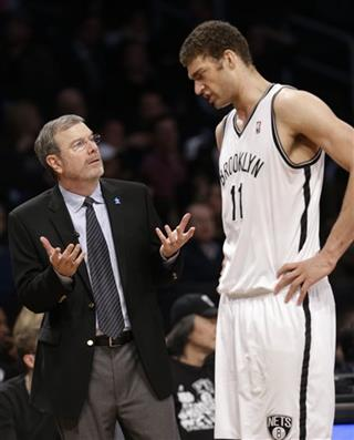 P.J. Carlesimo, Brook Lopez