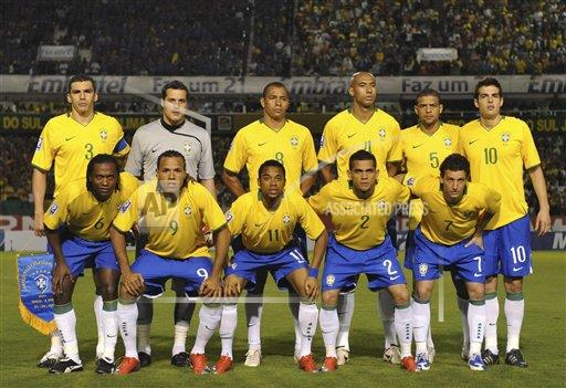Confed Cup Brazil Soccer