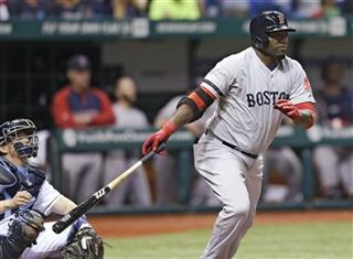 David Ortiz, Jose Lobaton