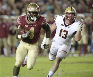 Dalvin Cook, Connor Strachan