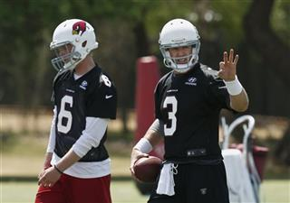 Carson Palmer, Caleb TerBush