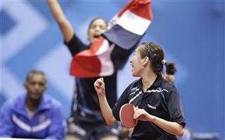 Pan American Games Table Tennis