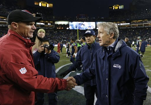 Pete Carroll, Ken Whisenhunt