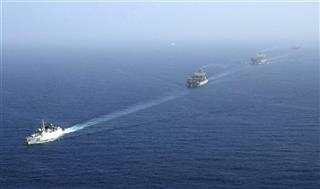 Somalia China Piracy Patrols