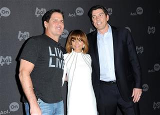 Mark Cuban, Nicole Richie, Tim Armstrong