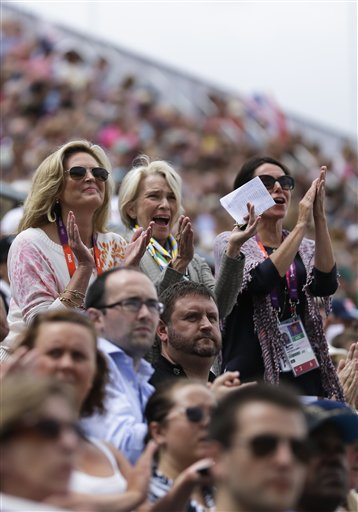 Ann Romney, Elisabeth Meyer, Amy Eberling