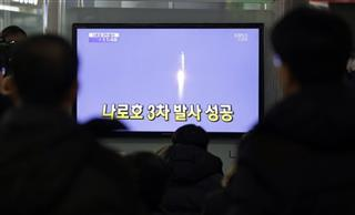 South Korea Rocket Launch