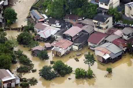 Japan Floods
