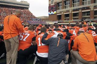 APTOPIX Kansas Oklahoma St Football