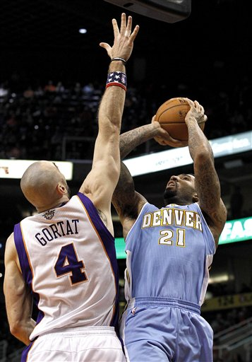 Marcin Gortat, Wilson Chandler