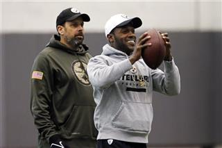 Todd Haley, Antonio Brown