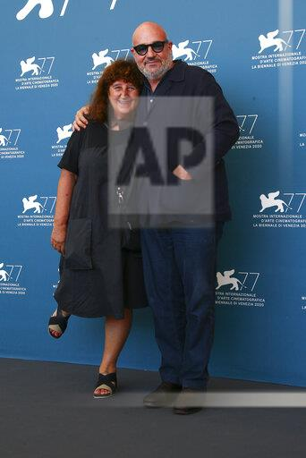 Italy Venice Film Festival 2020 Notturno Photo Call