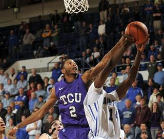 TCU Air Force Basketball