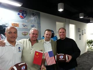 David Niu, Marty Judge, Tom Goodhines, Gary Morris