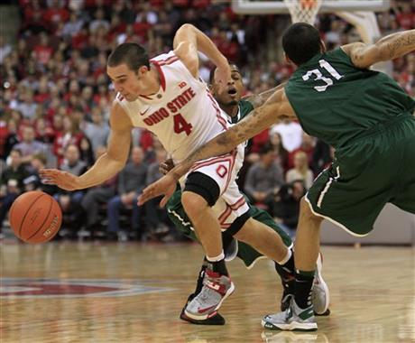 Aaron Craft, Jamere Dismukes, Jeremy Robinson