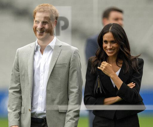 Harry and Meghan first wedding anniversary - 5/19/19
