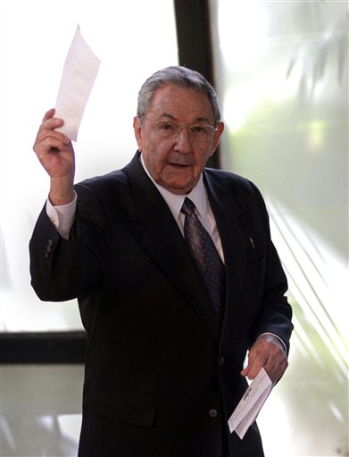 Raul Castro