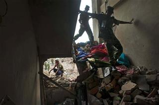 Bangladesh Building Collapse