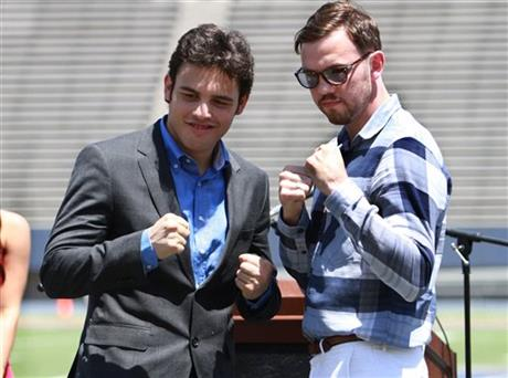 Julio Cesar Chavez Jr., Andy Lee