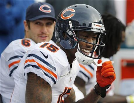 Jay Cutler, Brandon Marshall