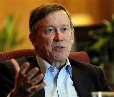 John Hickenlooper 