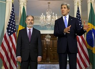 John Kerry, Antonio de Aguiar Patriota