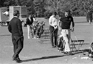Ryder Cup Rees 1967