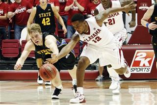 Nate Wolters, Trevor Releford