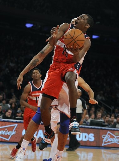Jordan Crawford, Rasheed Wallace
