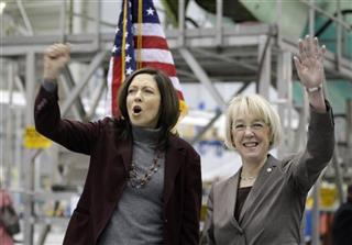 Maria Cantwell, Patty Murray